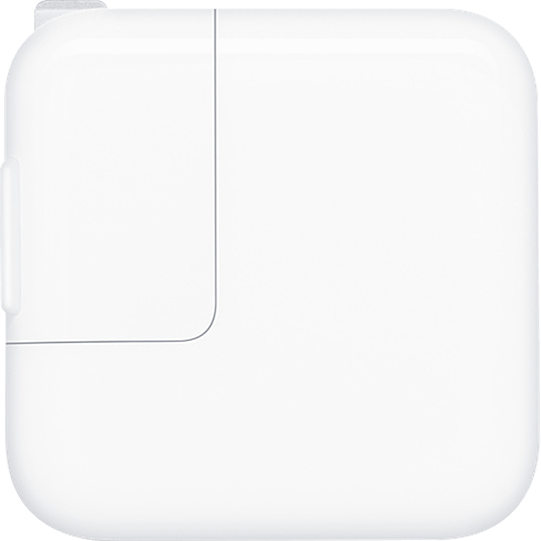 Apple 12W USB Power Adapter White from AT&T