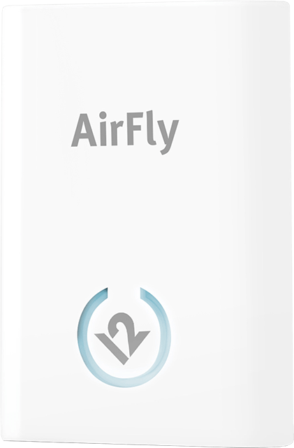TWS AirFly BT Transmitter White from AT&T