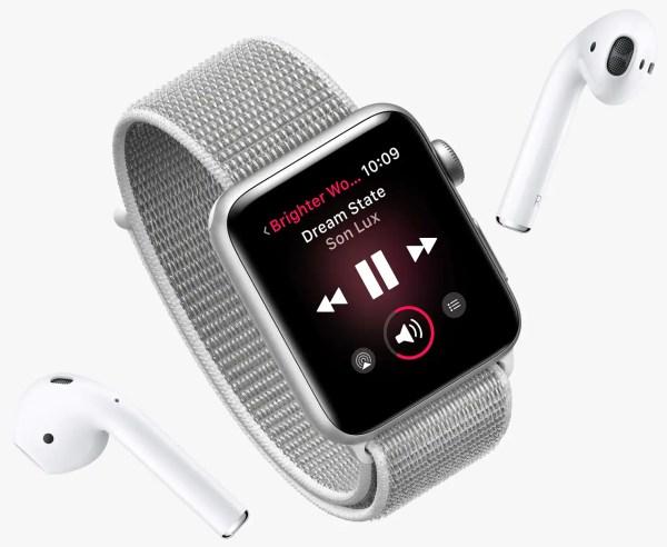 Apple Watch Series 3 Nike 42mm - & &t