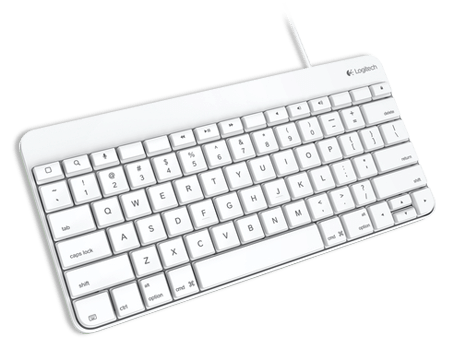Logitech Apple 30 Pin Wired Keyboard