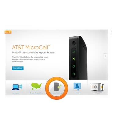 microcell settings tutorial for