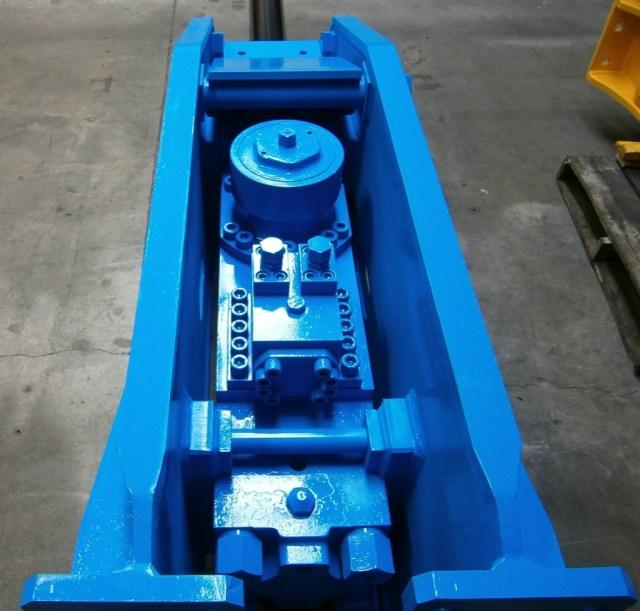 Okada 318 Hydraulic Breaker