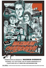 Maximum Overdrive - The Lost Highway
