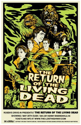 Return of the Living Dead - The Lost Highway