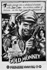 ABC press advert for Tales of the Gold Monkey