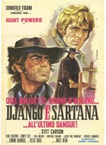 One Damned Dat At Dawn ... Sartana Meets Django