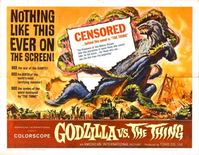 Mothra vs. Godzilla (1992)