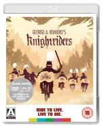 Knightriders (1981) Arrow Video BD/DVD