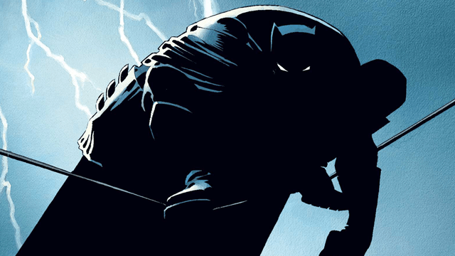 The Dark Knight Returns from DC Comics