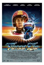 Turbo Kid (2015) Theatrical Poster