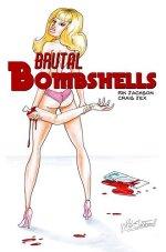 Brutal Bombshells Comic Book