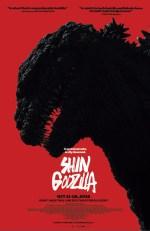 Shin Godzilla (2016) Theatrical Poster