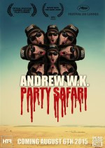 Andrew W.K. Party Safari (2016)
