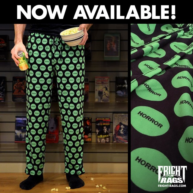 Fright-Rags Horror Sticker Lounge Pants
