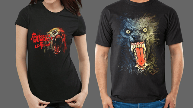 Fright-Rags' An American Werewolf in London Collection