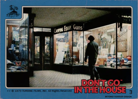 Don't Go in the House - Beyond Horror Design