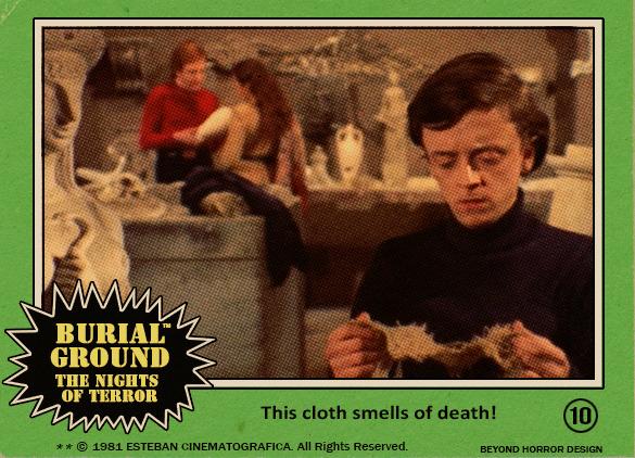Burial Ground - Beyond Horror Design