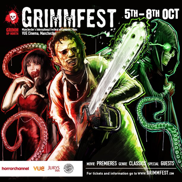 Grimmfest Saturday 7th October 2017