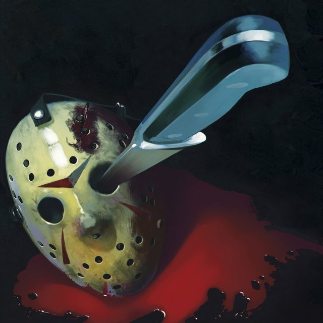 Waxwork Records Presents FRIDAY THE 13TH: THE FINAL CHAPTER