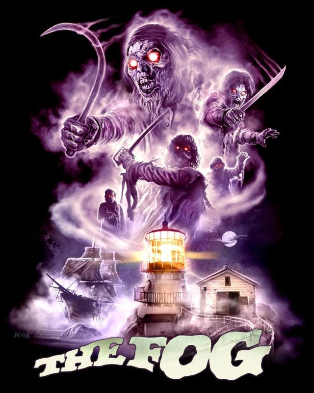 John Carpenter's THE FOG Collection: Part 2 Now Available from Cavity Colors