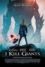I Kill Giants (2017, Belgium / UK / USA)