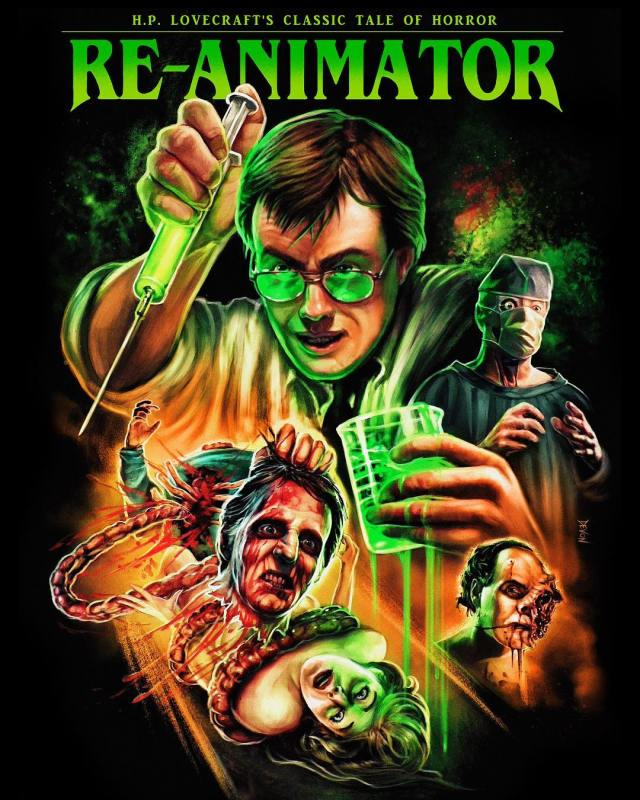 RE-ANIMATOR Collection Now Available from Cavity Colors