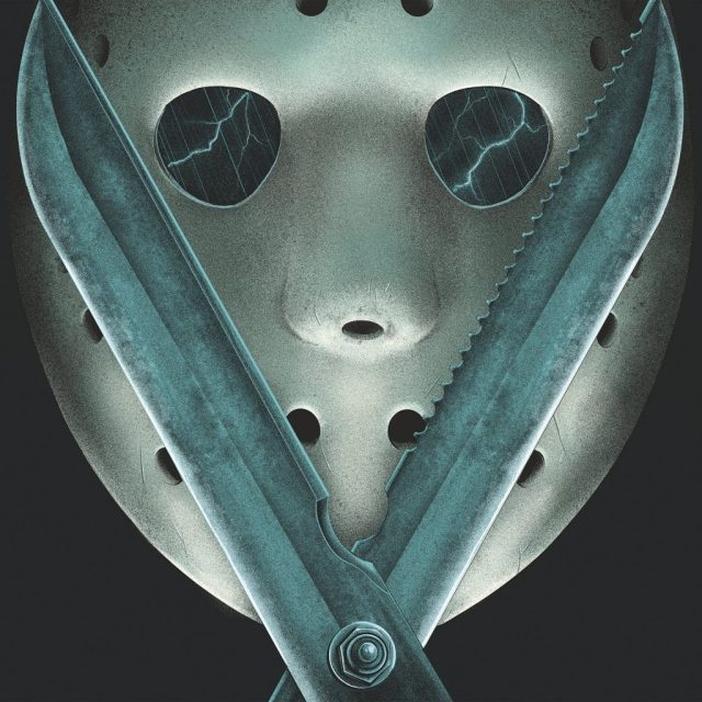 Waxwork Records Presents Friday the 13th Part V: A New Beginning