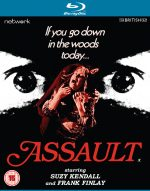 Assault (1971, UK) Network Blu-ray Review