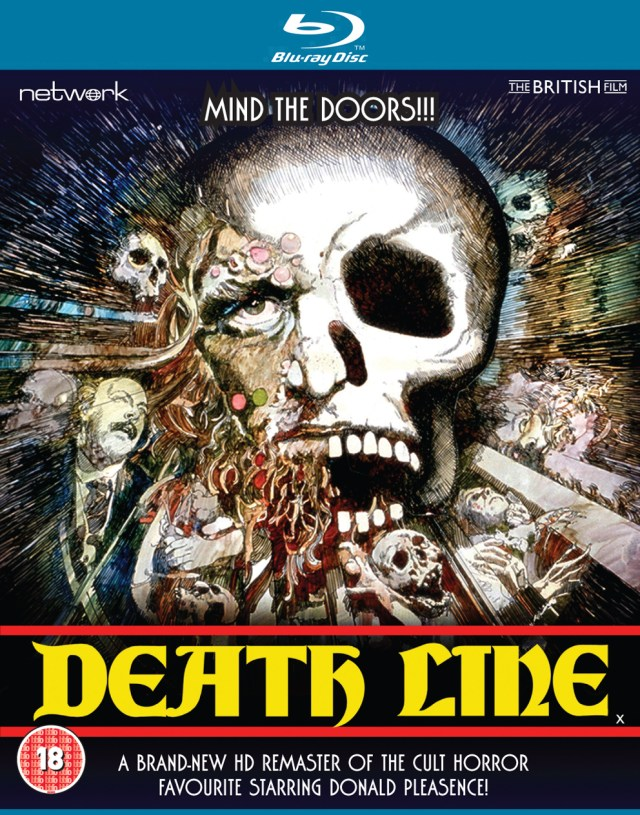 DEATH LINE & ASSAULT on Blu-ray 27th August from Network