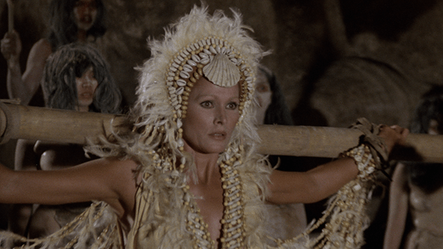 The Mountain of the Cannibal God (1978, Italy) Shameless Blu-ray Review