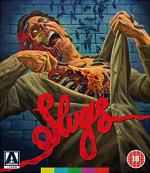 Slugs (1988, Spain / USA) Arrow Video Blu-ray Review