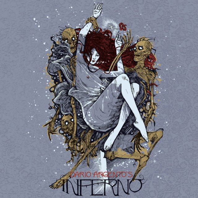Waxwork Records Presents INFERNO Vinyl Soundtrack