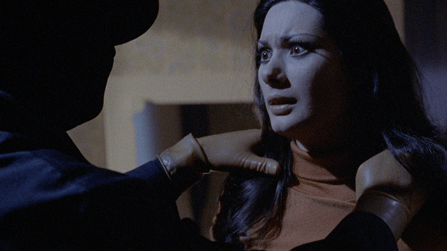 Shameless Screen Entertainment Presents Giallo Classic THE CASE OF THE BLOODY IRIS on Blu-ray 19th November