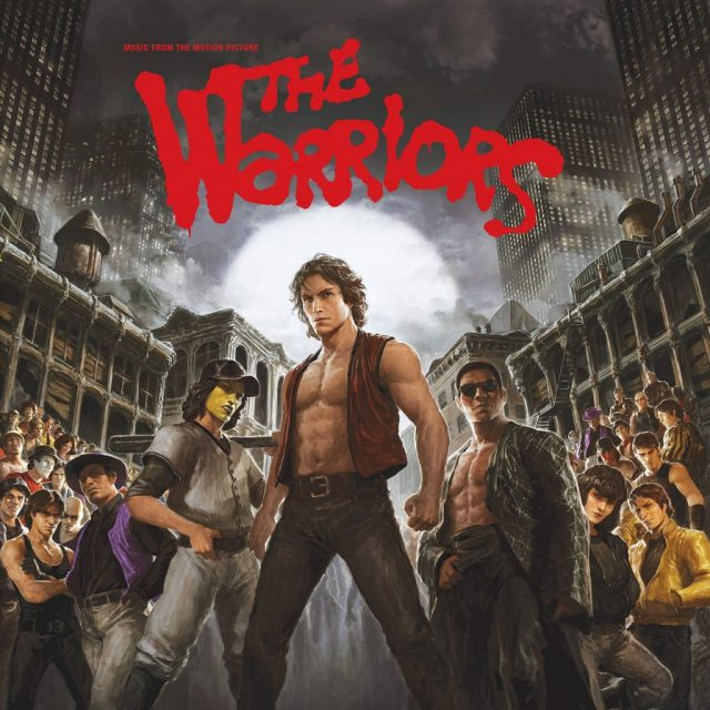 Waxwork Records Presents THE WARRIORS Vinyl Soundtrack