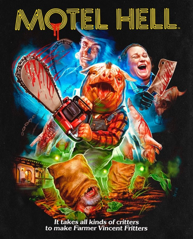 MOTEL HELL Collection: Part 1 Now Available from Cavity Colors
