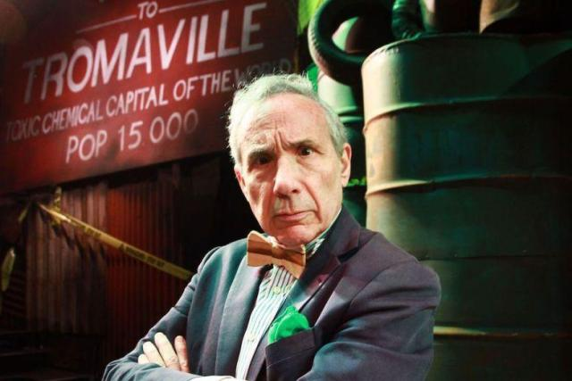 Starburst International Film Festival Welcomes Hall of Fame Award Recipient Lloyd Kaufman to the UK!