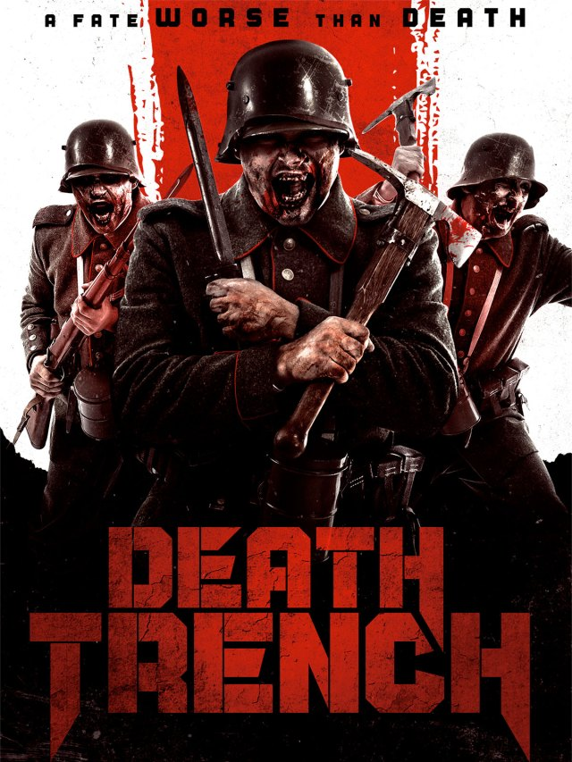 WWI Horror DEATH TRENCH on DVD & Digital 6th May from Signature Entertainment