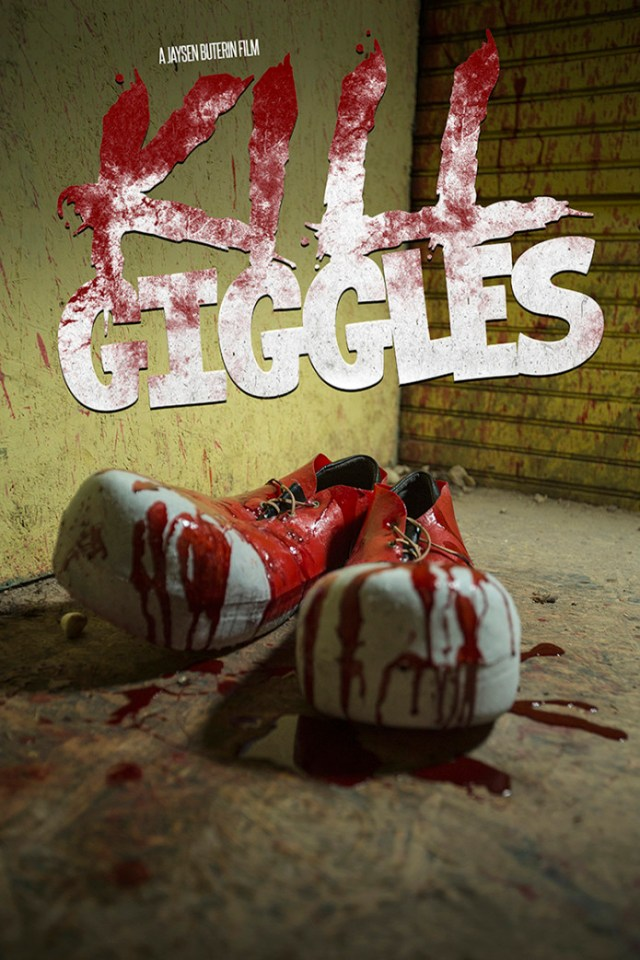 Support Killer Clown Horror KILL GIGGLES on Indiegogo