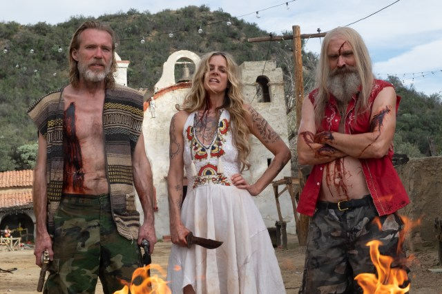 Lionsgate UK Presents Rob Zombie's 3 FROM HELL on Digital Download, Blu-ray & DVD 14 October