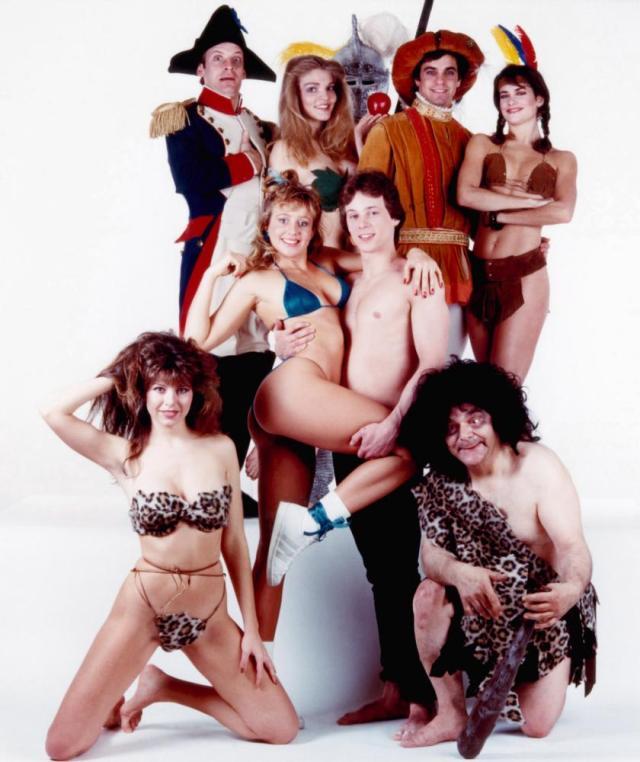 Troma Tuesdays: Sex Comedy STUCK ON YOU! Screening September 17th at Film Noir Cinema, NYC and The Grand Gerrard, Toronto!