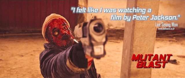 Troma's Apocalyptic TROMAsterpiece MUTANT BLAST Officially Selected for the 2019 Leeds International Film Festival (6-21 November)