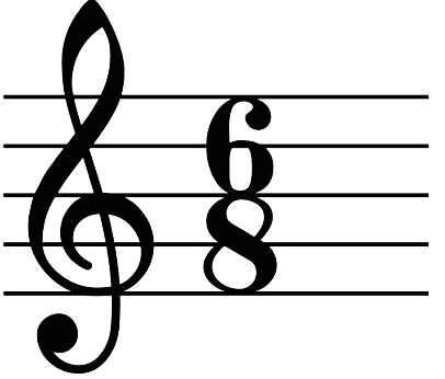 6/8 Time Signature: More on Rh...