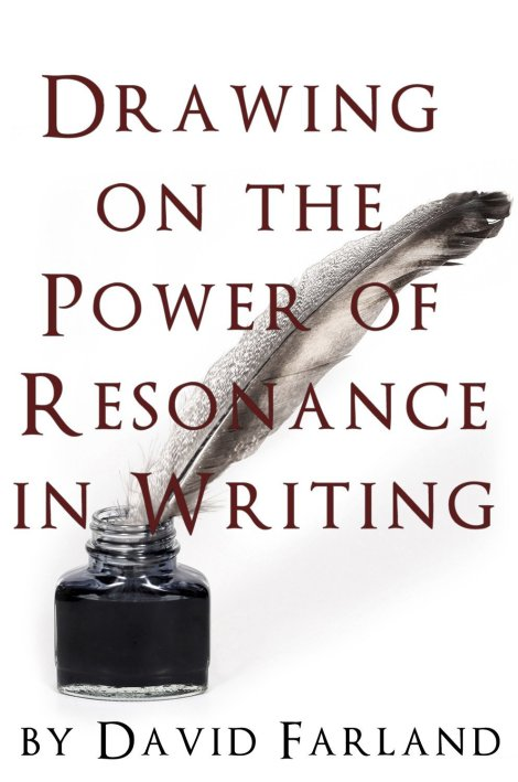 Drawing on the Power of Resonance in Writing Book Cover