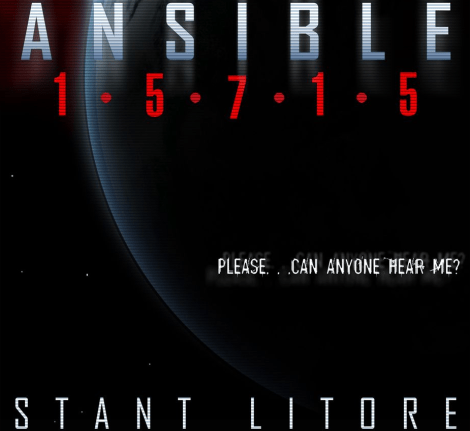 Ansible 15715 Book Cover