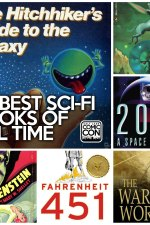 25 Best Sci-Fi Books of All Time…Maybe