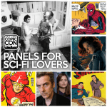 Panels For Sci-Fi Lovers at Salt Lake Comic Con 2014