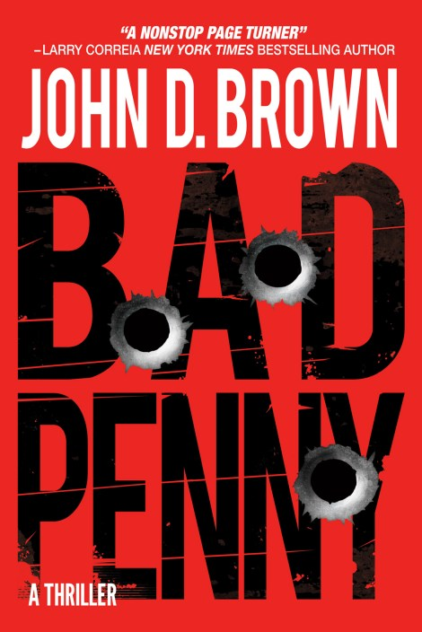Bad Penny Book Cover
