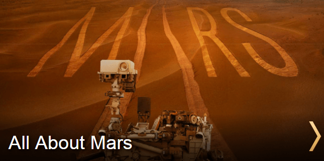Let NASA send my name to Mars on a spaceship? HECK, YES.