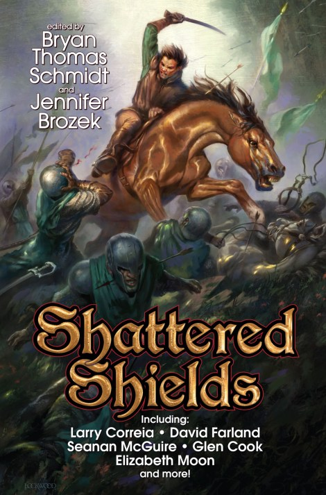 Shattered Shields Book Cover