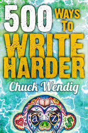 500 Ways to Write Harder Book Cover